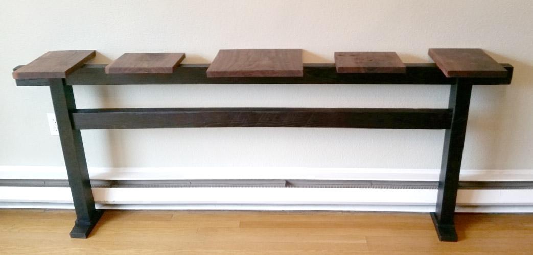 James c bassett sculptor painter furniture craftsman for Sideboard jam
